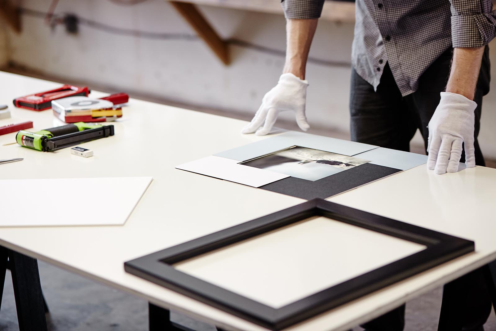 Preservation Framing Miami | FrameWorks Miami