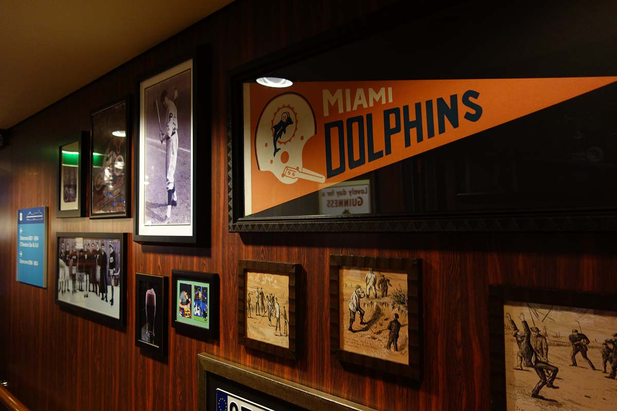 Memorabilia Framing Miami | Your Framing Experts!