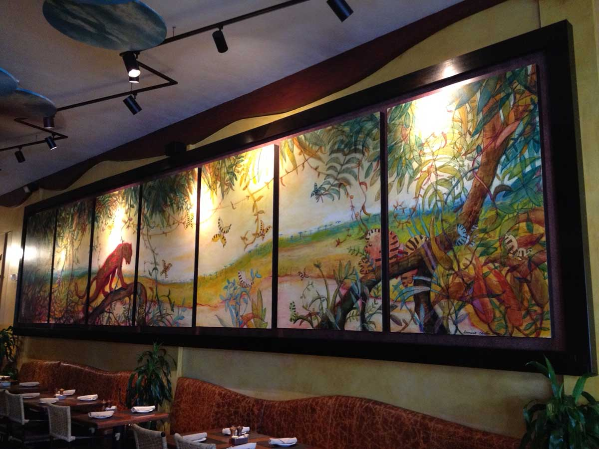 Custom Framing for Restaurants