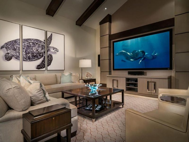 Residential – Home Theater