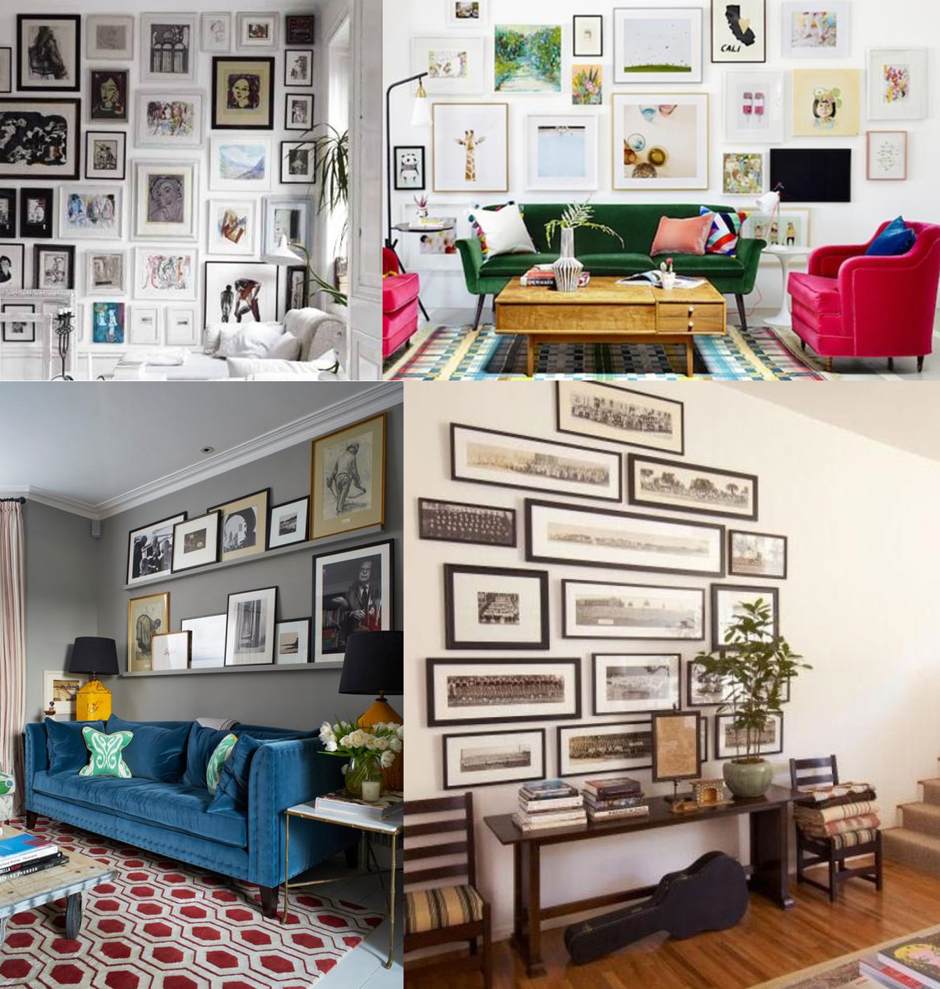 33 Stunning Picture Framing Ideas Your Home - Frameworks ...